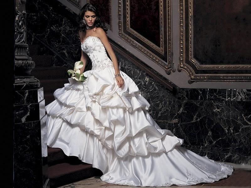 В чем суть проката свадебных платьев